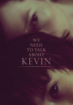 케빈에 대하여의 포스터