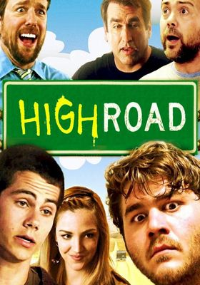 High Road's Poster
