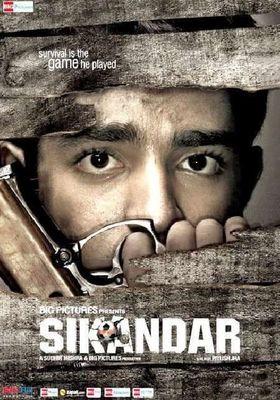 Sikandar's Poster