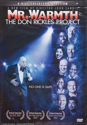 Mr. Warmth: The Don Rickles Project's Poster
