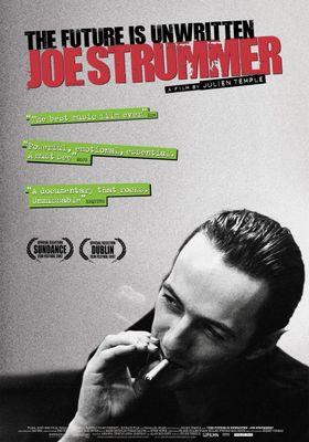 Joe Strummer: The Future Is Unwritten's Poster