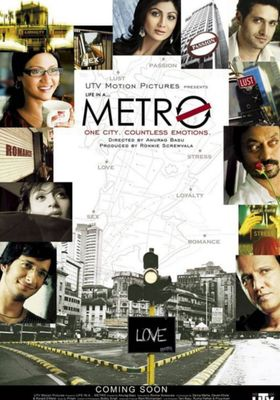 Life in a... Metro's Poster
