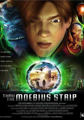 Thru the Moebius Strip's Poster