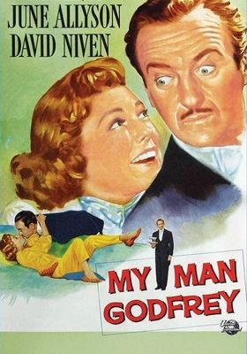 My Man Godfrey's Poster