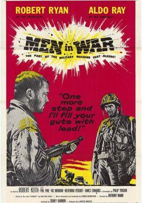 Men in War's Poster