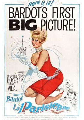 La Parisienne's Poster