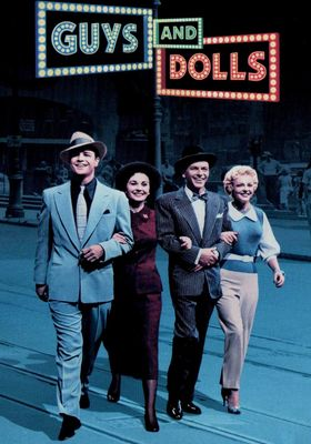 Guys and Dolls's Poster