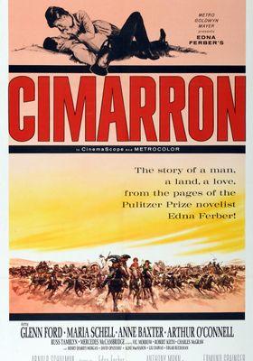 Cimarron's Poster