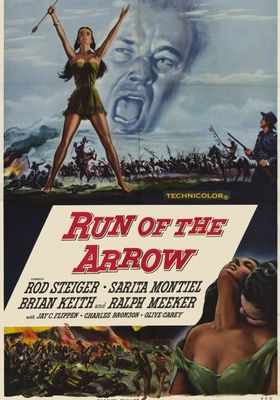 Run of the Arrow's Poster
