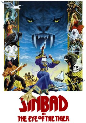 Sinbad and the Eye of the Tiger's Poster