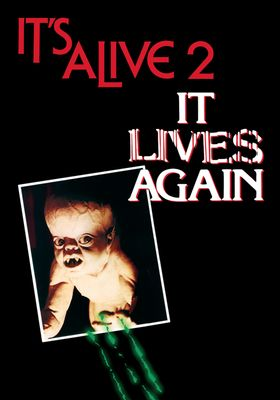 It Lives Again's Poster