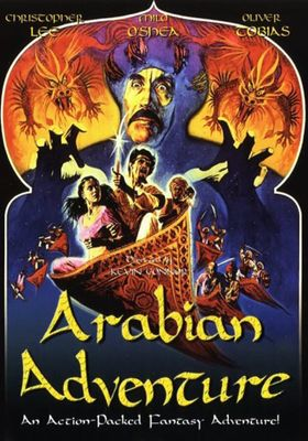 Arabian Adventure's Poster