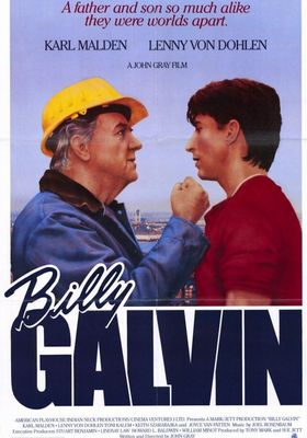 Billy Galvin's Poster
