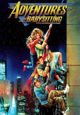 Adventures in Babysitting's Poster