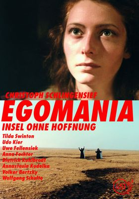 Egomania: Island Without Hope's Poster