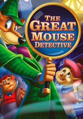The Great Mouse Detective's Poster