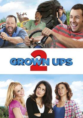 Grown Ups 2's Poster