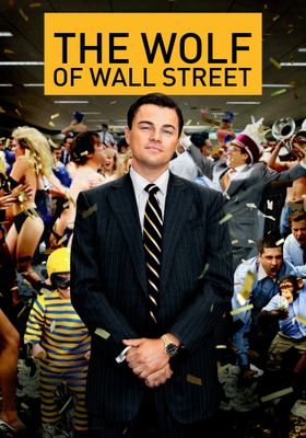 The Wolf of Wall Street's Poster