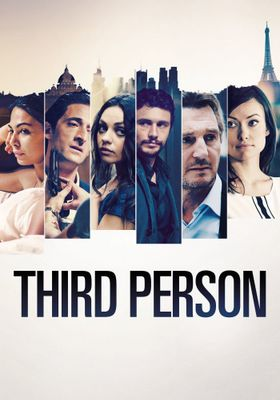 Third Person's Poster