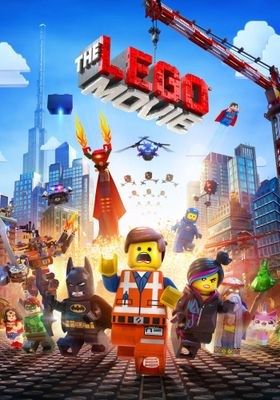 The Lego Movie's Poster