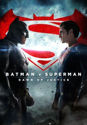 Batman v Superman: Dawn of Justice's Poster