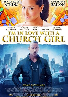 I'm in Love with a Church Girl's Poster