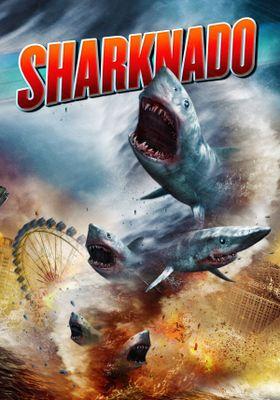 Sharknado's Poster