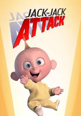 Jack-Jack Attack's Poster