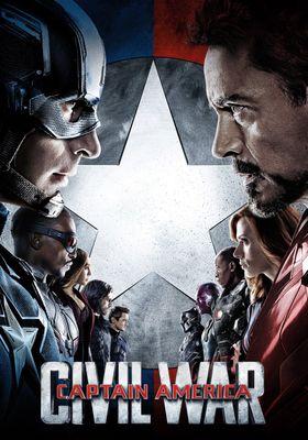 Captain America: Civil War's Poster