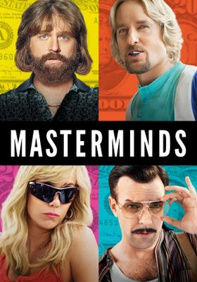 Masterminds's Poster