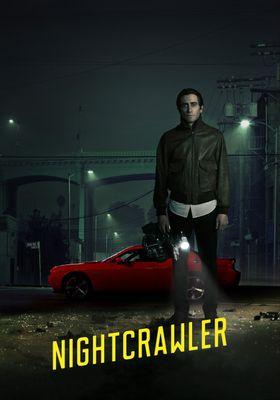 나이트 크롤러의 포스터