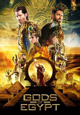 Gods of Egypt's Poster