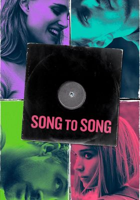 Song to Song's Poster