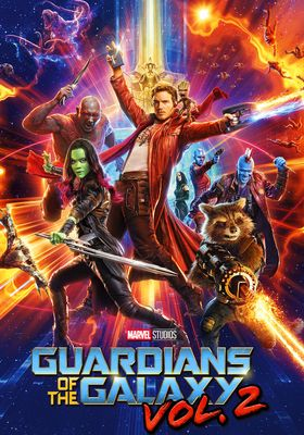 Guardians of the Galaxy Vol. 2's Poster