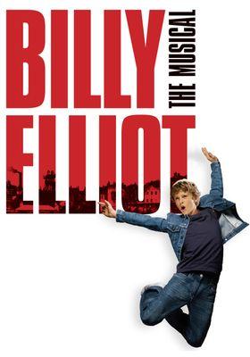 빌리 엘리어트 뮤지컬 라이브의 포스터