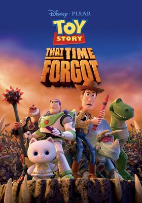 Toy Story That Time Forgot's Poster