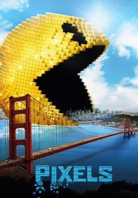 Pixels's Poster