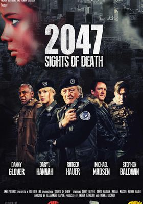2047: Sights of Death's Poster