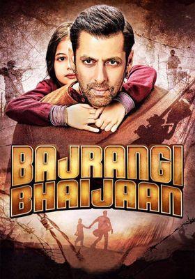 Bajrangi Bhaijaan's Poster