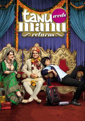 Tanu Weds Manu Returns's Poster