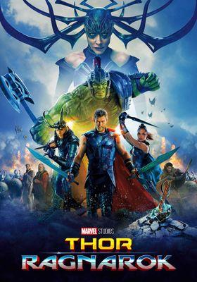 Thor: Ragnarok's Poster