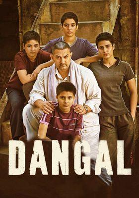 Dangal's Poster