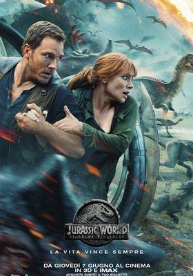 Jurassic World: Fallen Kingdom's Poster