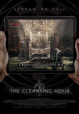 The Cleansing Hour's Poster