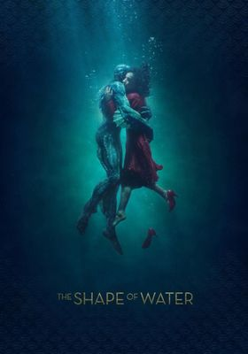 The Shape of Water's Poster
