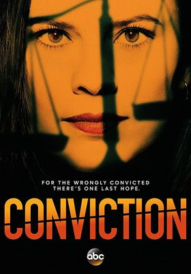 Conviction's Poster