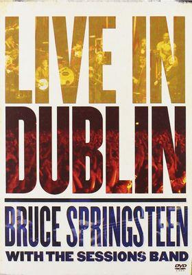 Bruce Springsteen - Live in Dublin의 포스터