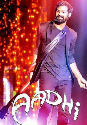 Aadhi's Poster