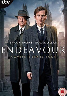 Endeavour Season 4's Poster