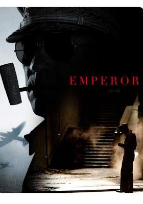 『終戦のエンペラー』のポスター
